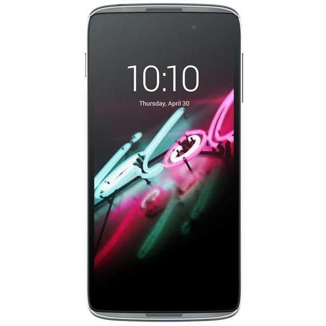 "Smartphone Alcatel Idol3 Dual Chip Android 5.0 Tela 4.7"" LCD IPS 16GB 4G Câmera 13MP"