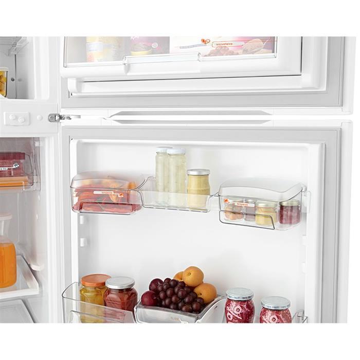 Refrigerador Brastemp Ative BRM50N 429 Litros 2 Portas Frost Free Smart Ice