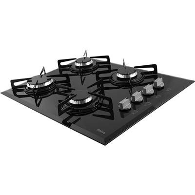 Cooktop Philco Chef 4 Acendimento Automático 4 Queimadores