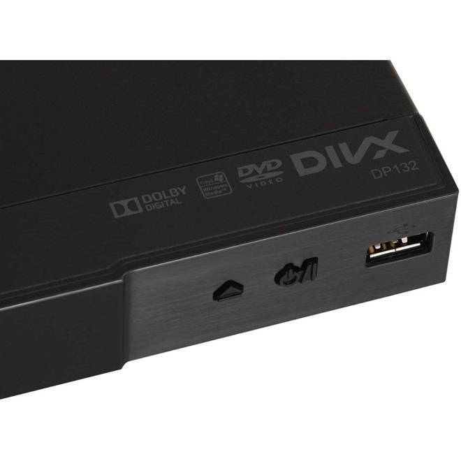 DVD Player LG DP132 USB