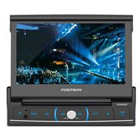 Auto Rádio Pósitron SP6320BT Bluetooth DVD MP3 USB AM FM
