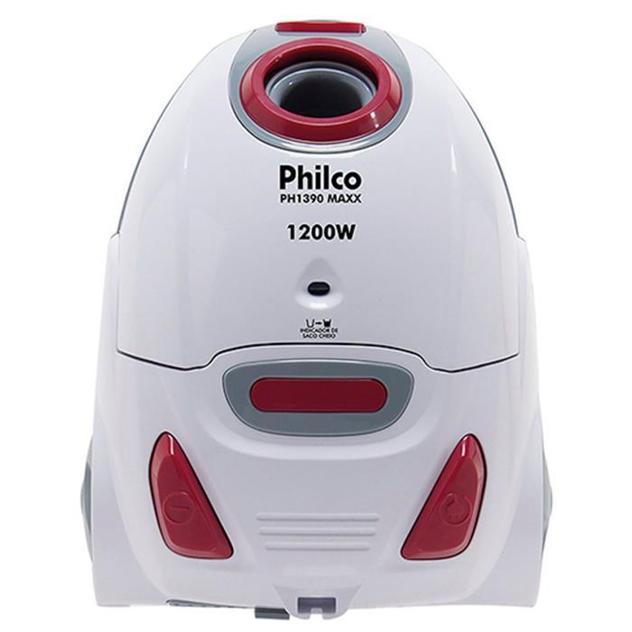 Aspirador de Pó Philco Maxx PH1390 Horizontal com Filtro 1200W