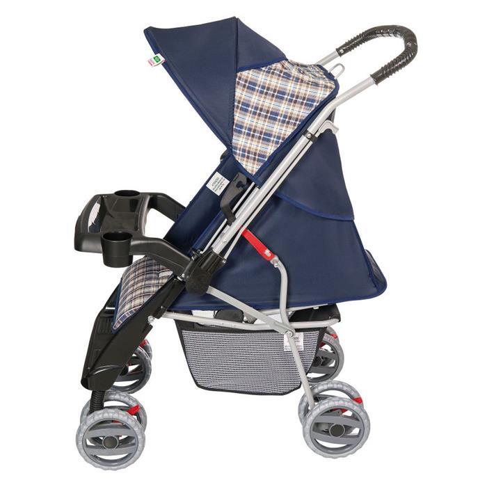 Carrinho de Bebê Tutti Baby Thor 3900.27 Reclinável