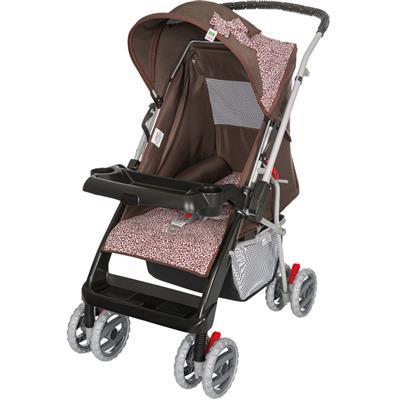Carrinho de Bebê Tutti Baby Thor 3900.28 Reclinável