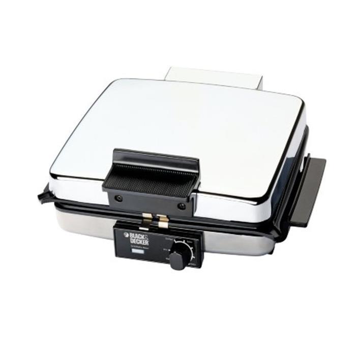 Grill Elétrico Black e Decker G48 Antiaderente
