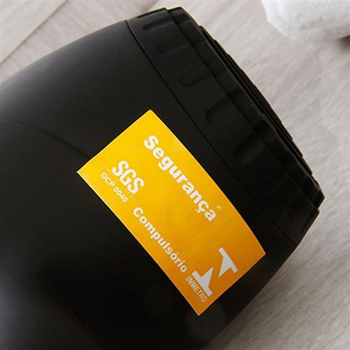 Secador de Cabelo Britânia SP3100N 2 Velocidades 3 Temperaturas