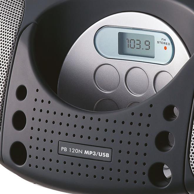 Rádio Philco PB120N FM MP3