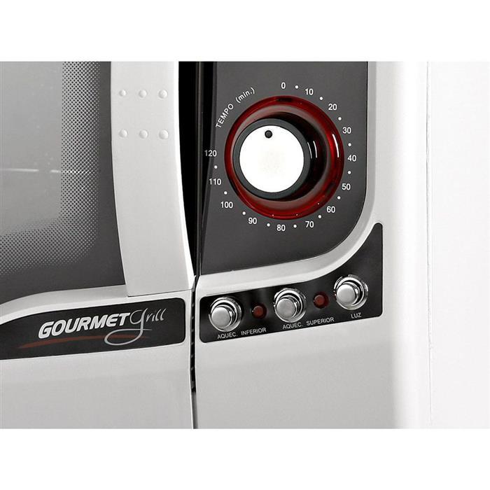 Forno Fischer Gourmet Grill 44 Litros Autolimpante