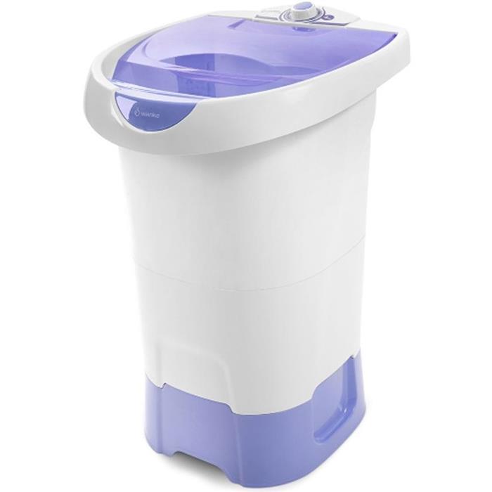 Lavadora de Roupas Wanke Lis 4kg 5 Programas de Lavagem