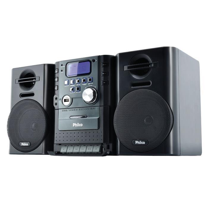 Micro System Philco MSP211N AM FM USB MP3