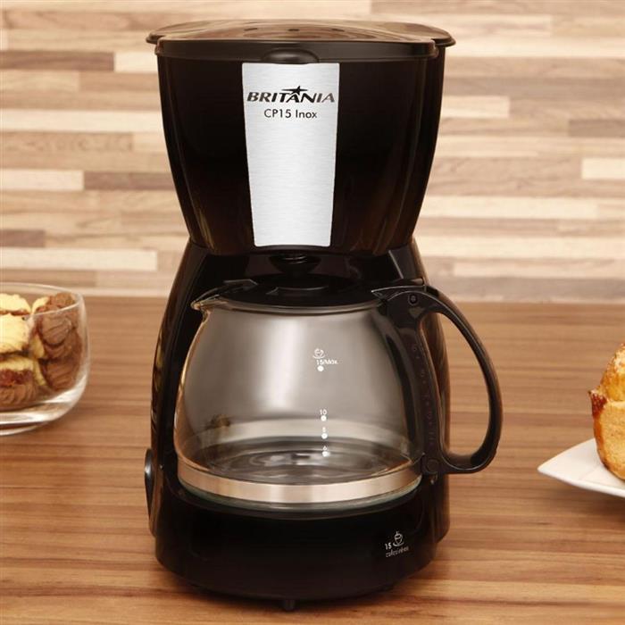 Cafeteira Britânia CP15 15 Xícaras