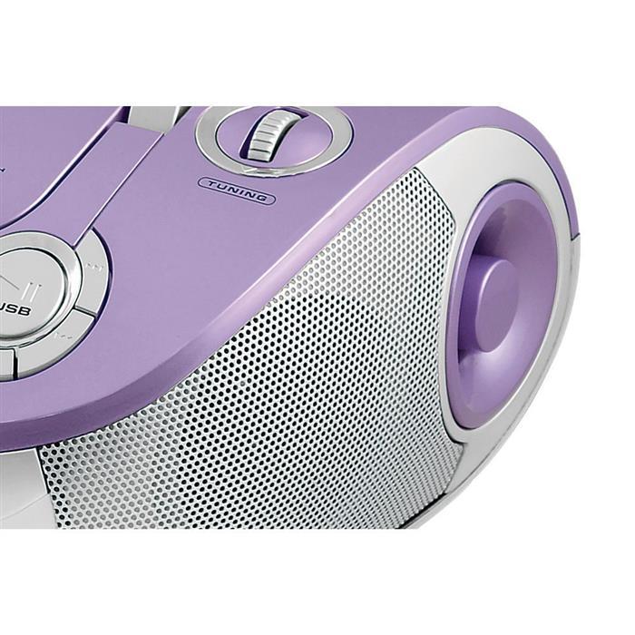 Rádio Philco PB126L AM FM USB CD