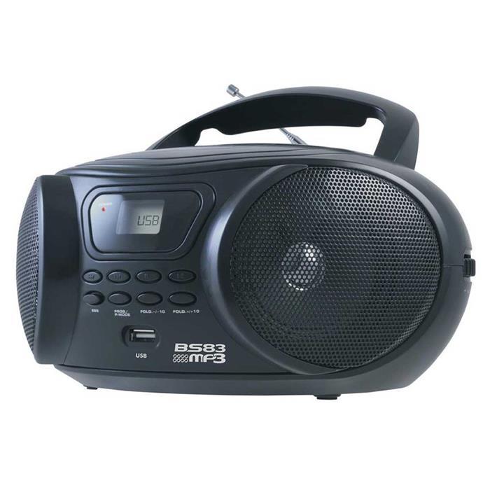 Rádio Britânia BS83 MP3 USB FM