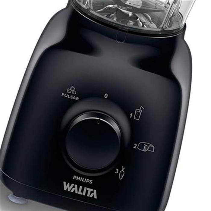 Liquidificador Philips Walita Daily RI2103 3 Velocidades + Pulsar