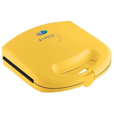 Sanduicheira Cadence Minigrill Easy Meal Colors SAN234 Amarelo