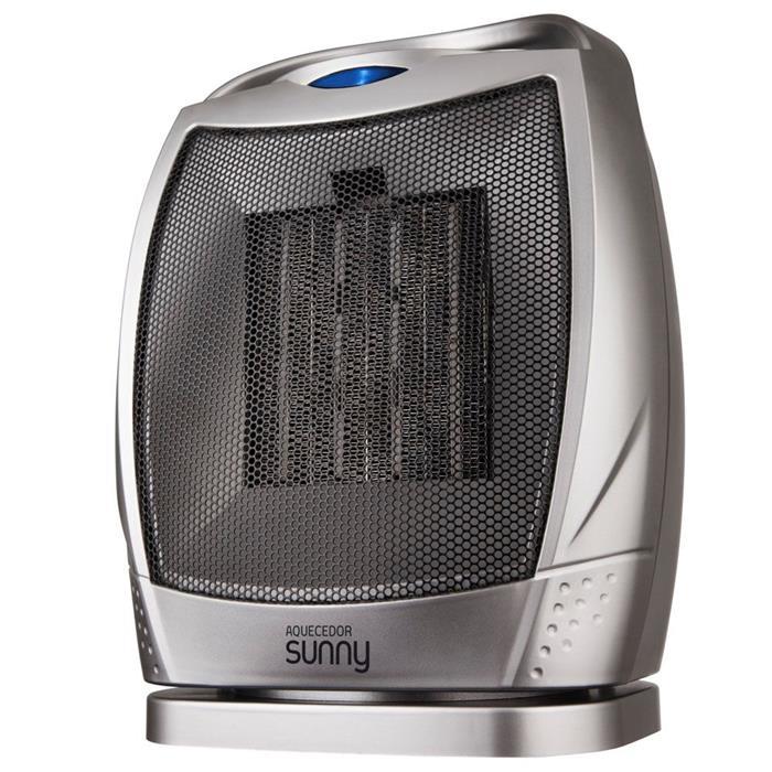 Aquecedor Elétrico Cadence Sunny AQC414 3 Níveis de Temperatura Prata