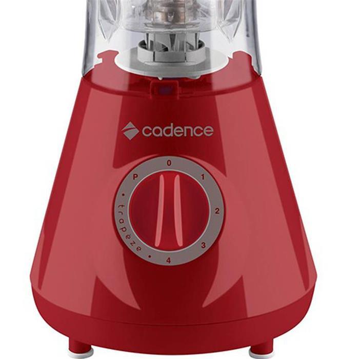Liquidificador Cadence Trapeze Colors LIQ351 4 Velocidades + Pulsar