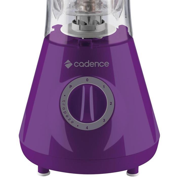 Liquidificador Cadence Trapèze Colors LIQ352 4 Velocidades + Pulsar