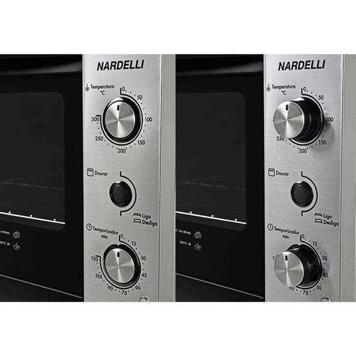 Forno Elétrico Nardelli N45i 45 Litros