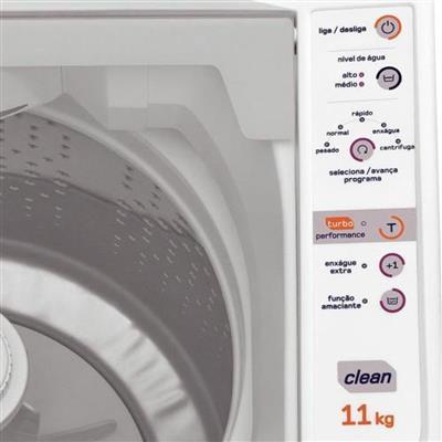 Lavadora de Roupas Brastemp Clean BWC11 11kg
