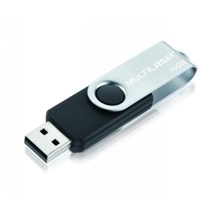 Pen drive Multilaser PD588 16GB