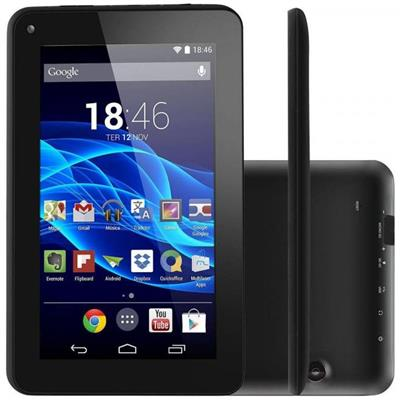 """Tablet Multilaser NB184 Tela 7"""" 8GB Quadcore"""