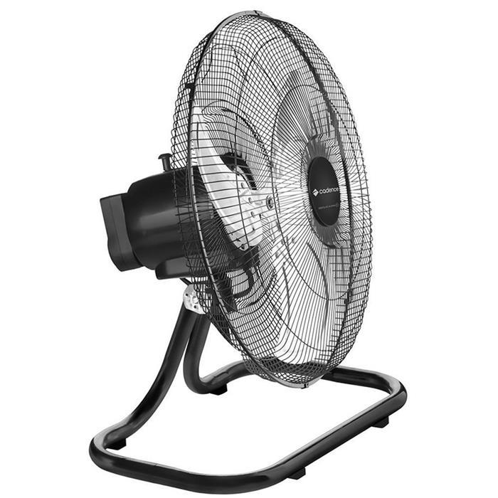 Ventilador Cadence Ventilar Aluminium VTR450 50cm Preto