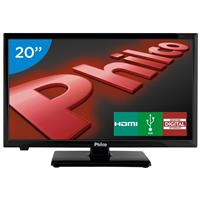 "TV LED Philco PH20U21D 20"" 2 HDMI 1 USB"