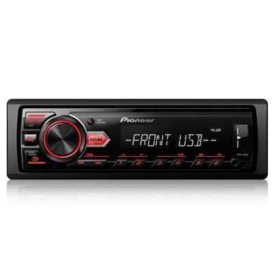 Auto Rádio Pioneer MVH-88UB USB Entrada Auxiliar Media Receiver