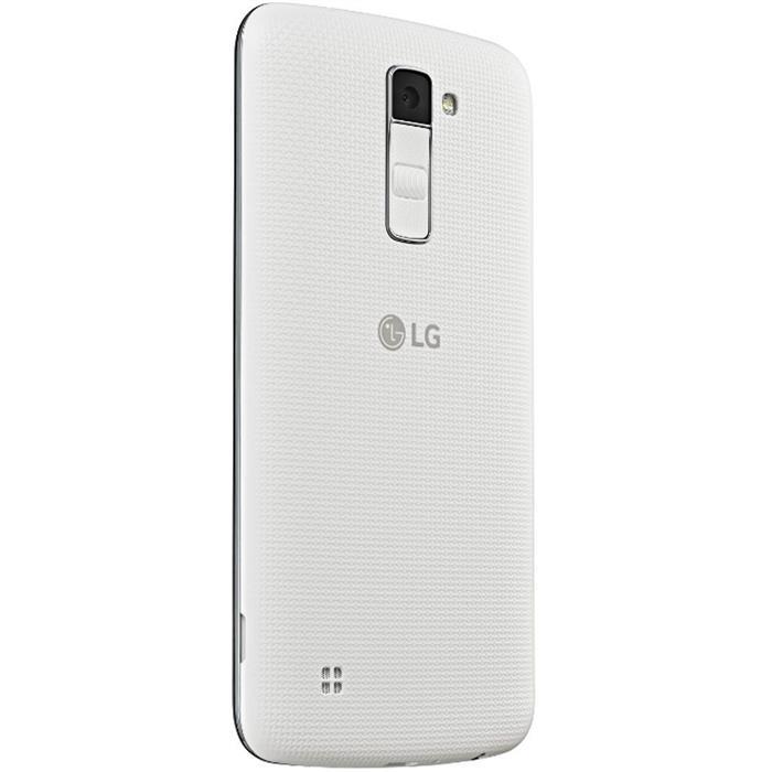 Smartphone LG K10 TV 4G Tela 5.3 Octacore Câm 13MP + Frontal 8MP