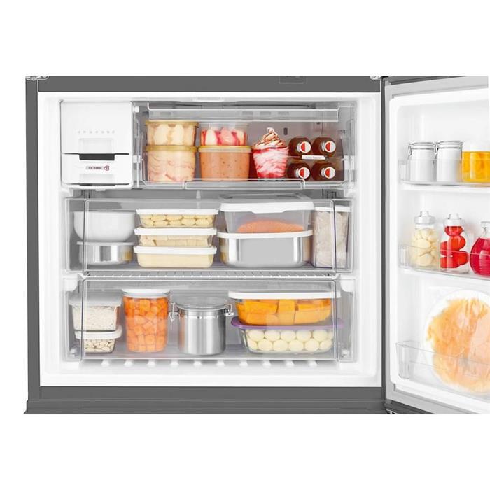 Refrigerador Brastemp BRO80AKB 3 Portas 540 Litros