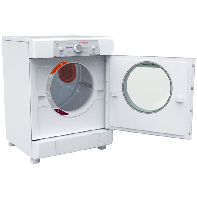Secadora de Roupas Brastemp Compacta BSR10AB 10Kg