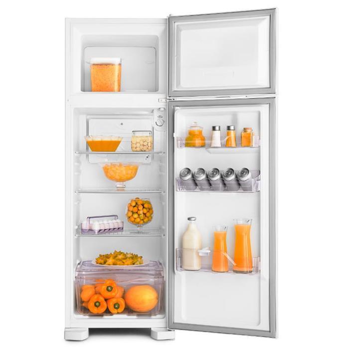 Refrigerador Electrolux DC35A 260 Litros Cycle Defrost Branco
