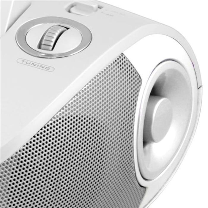 Rádio Philco PB126 BR FM USB CD