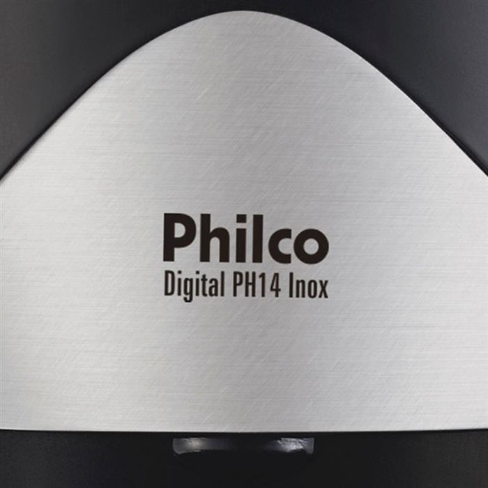 Cafeteira Philco PH14 Inox Display Digital 14 Xícaras