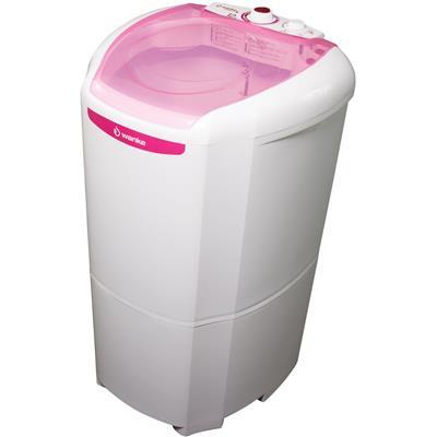 Lavadora de Roupas Wanke Isabela 12kg 3 Programas de Lavagem