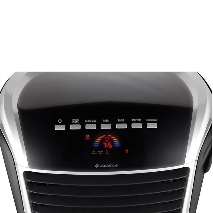 Climatizador Cadence Climatize CLI600 Quente e Frio 5 Velocidades
