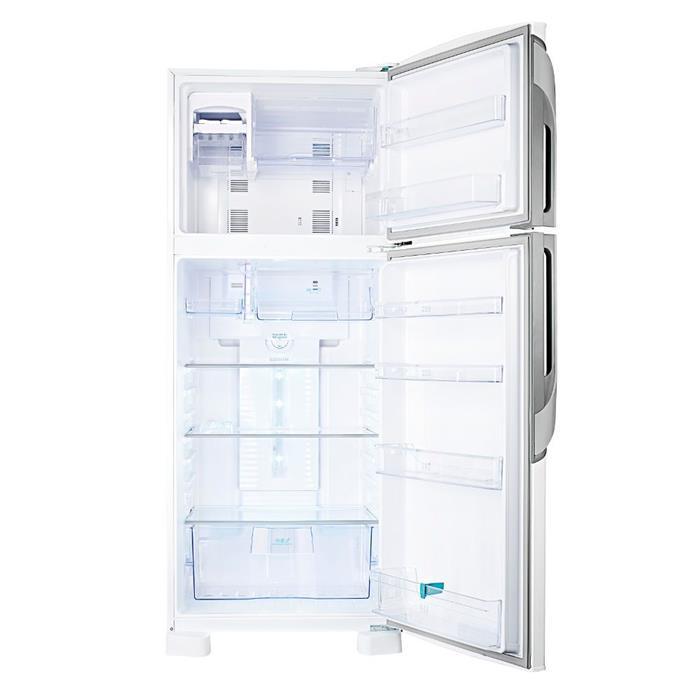 Refrigerador Panasonic Regeneration NR-BT47BD2WB Duplex Frost Free 435 Litros