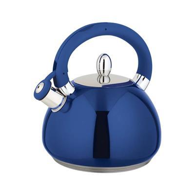 Chaleira Benoá IDK239 Aço Inox 2,7 Litros Azul