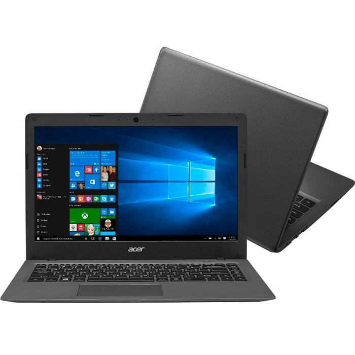 Notebook Acer Aspire AOI-431-C3WF Intel Celeron N3050 2gb 32GB Emmc 14 Windows 10