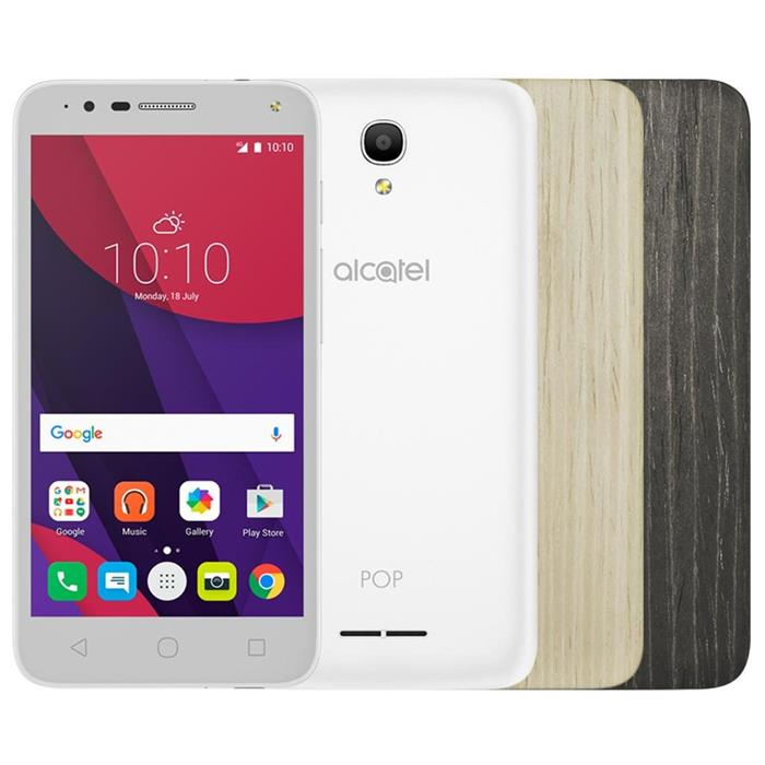 "Smartphone Alcatel POP4 5051J 5"" 8GB 1,5GB RAM Quadcore Câmera 13MP + Frontal 8MP"