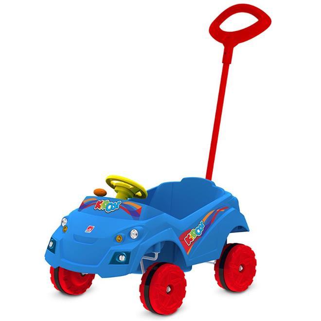 Carro de Pedal Bandeirante Kid Car