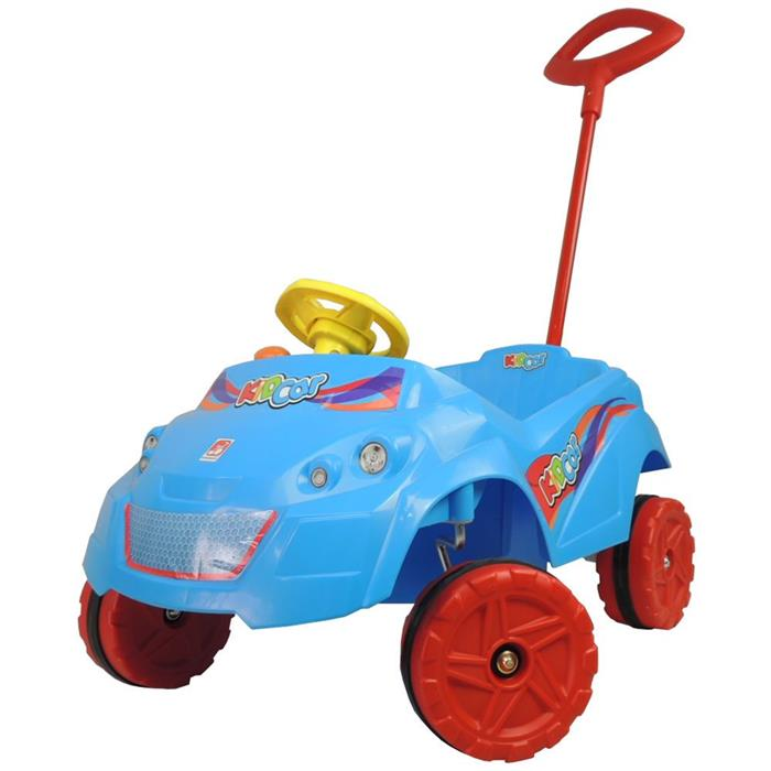 Carro de Pedal Bandeirante Kid Car