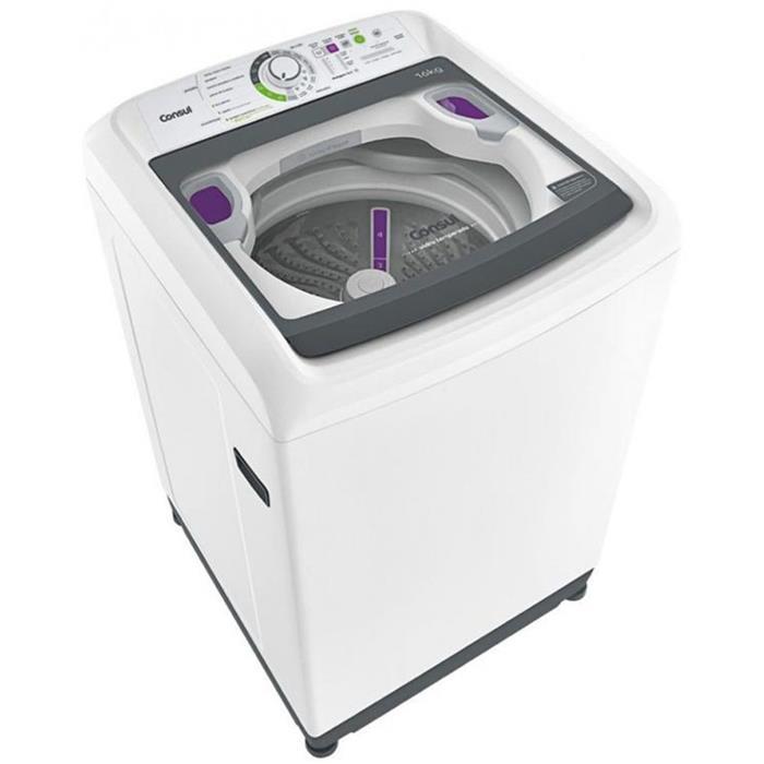 Lavadora de Roupas Consul CWL16AB 16Kg Automática