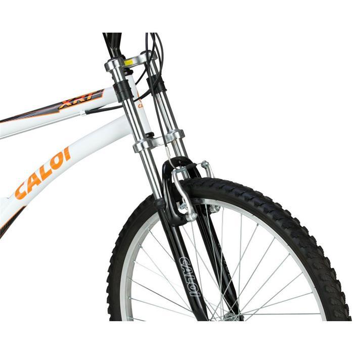 Bicicleta Caloi XRT 21 Marchas Aro 26 com Suspensão