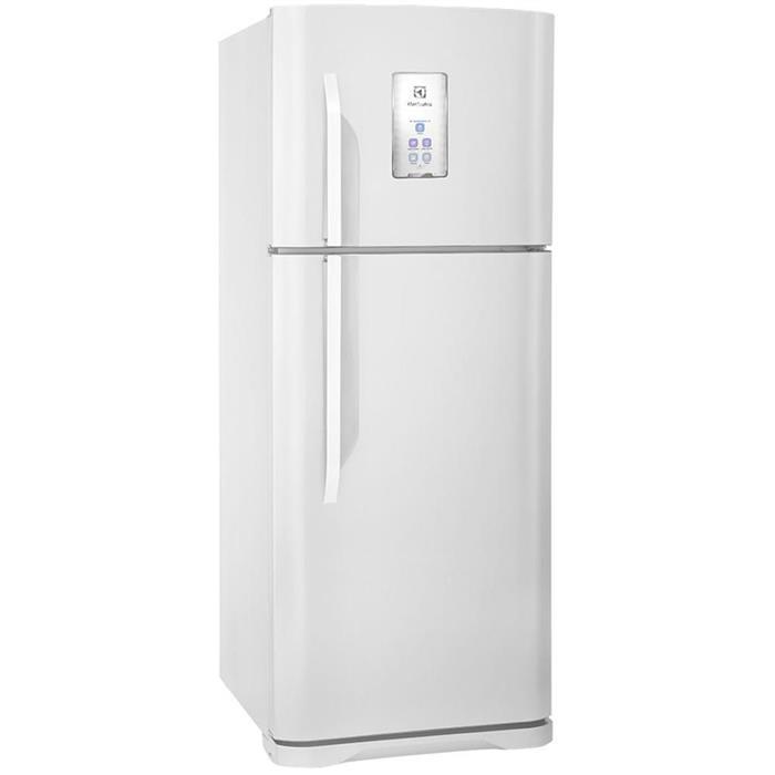Refrigerador Electrolux TF51 2 Portas 433 Litros Frost Free com Painel Touch
