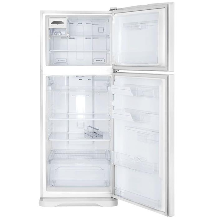 Refrigerador Electrolux TF51 2 Portas 433 Litros Frost Free com Painel Touch Branco