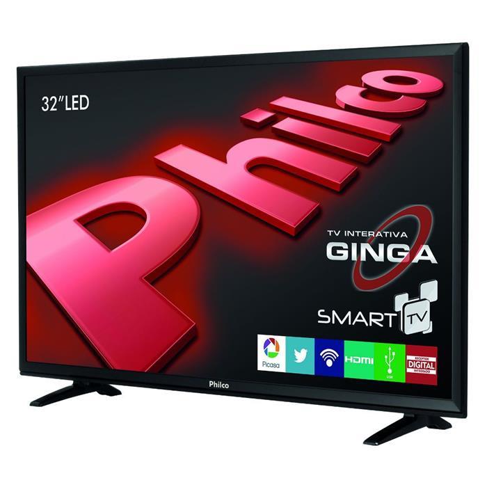 "Smart TV Philco PH32E31DSGW LED 32"" HD HDMI USB"