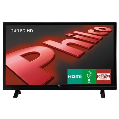 "TV Philco PH24E30D 24"" LED HD HDMI USB"