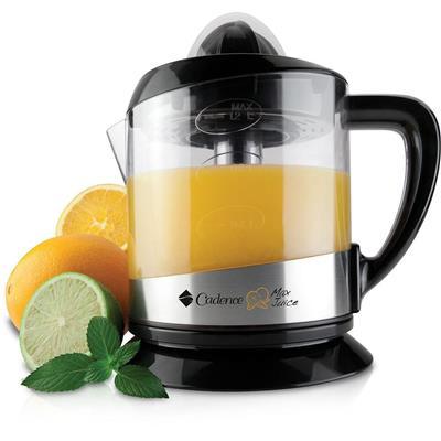 Espremedor de Frutas Cadence Max Juice ESP801 1,2 Litros Inox